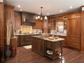 Custom Medallion Kitchen Cabinetry