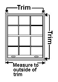 Doors & Windows Measurements