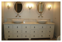 Bathroom Cabinet Design & Remodeling Projects