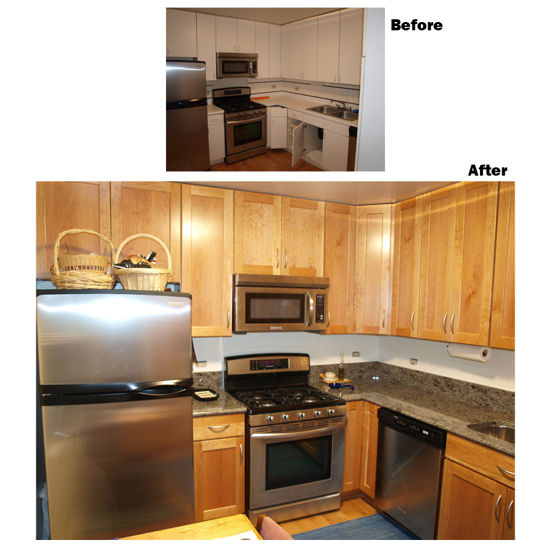 Lakeview Kitchen Cabinets