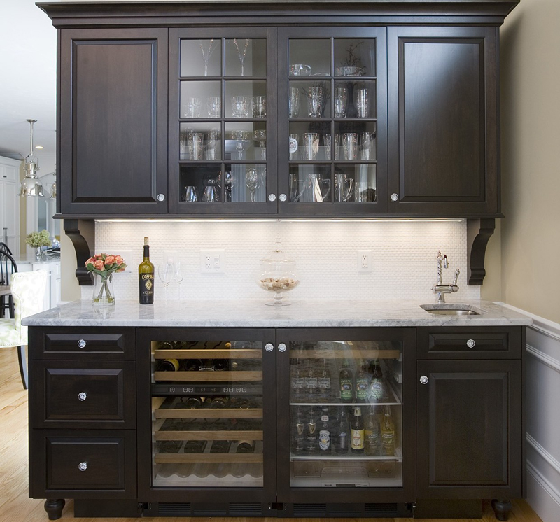 Chicago Kitchen Cabinets: Holiday Kitchens Frameless Cabinets & Doors Chicago